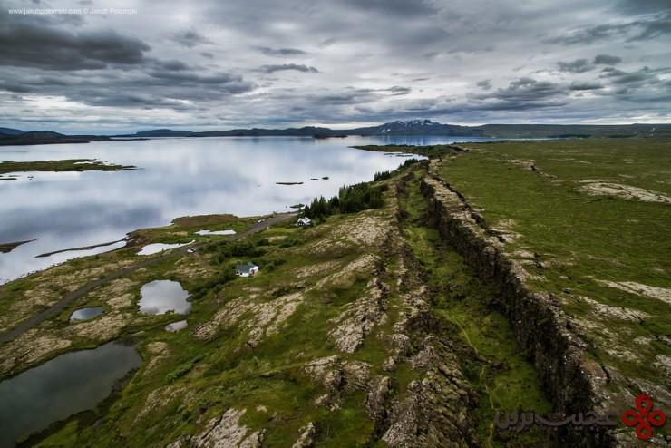 آبدرهی بروفوردور (berufjörður)، ایسلند4