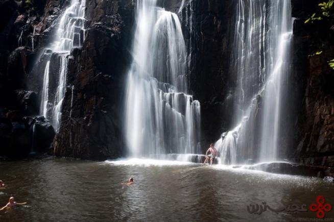 آبشار مکنزی 1