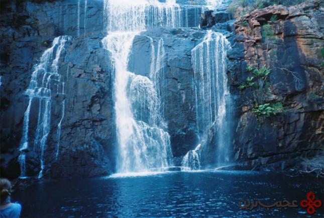 آبشار مکنزی 2