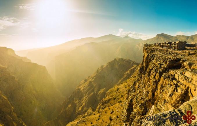 آلیلا جبال اخدار 2