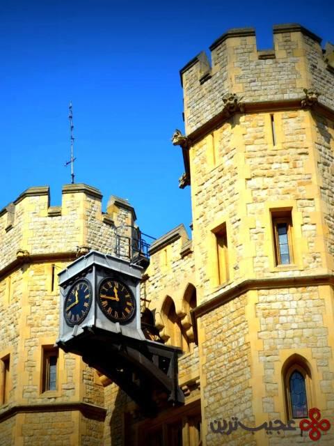 برج لندن، انگلستان