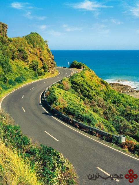 جاده گریت اوشن در ویکتوریا، استرالیا