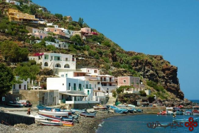 جزایر آیولین، ایتالیا