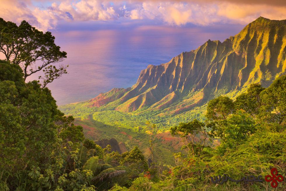 جزیره آکوآئی (kauai)، هاوایی