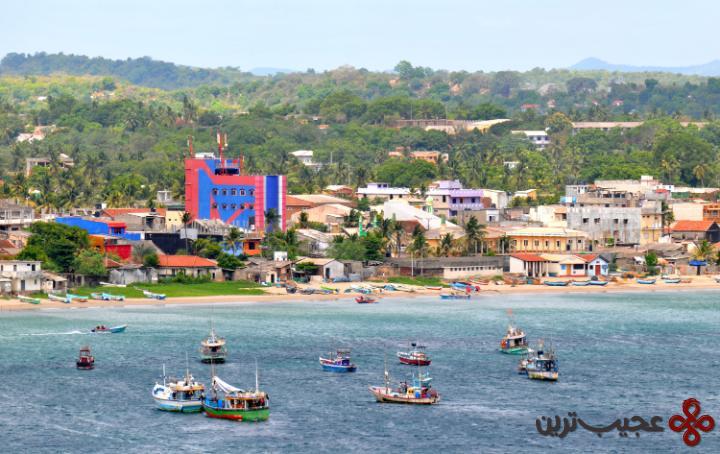 جزیره ترینکوماله