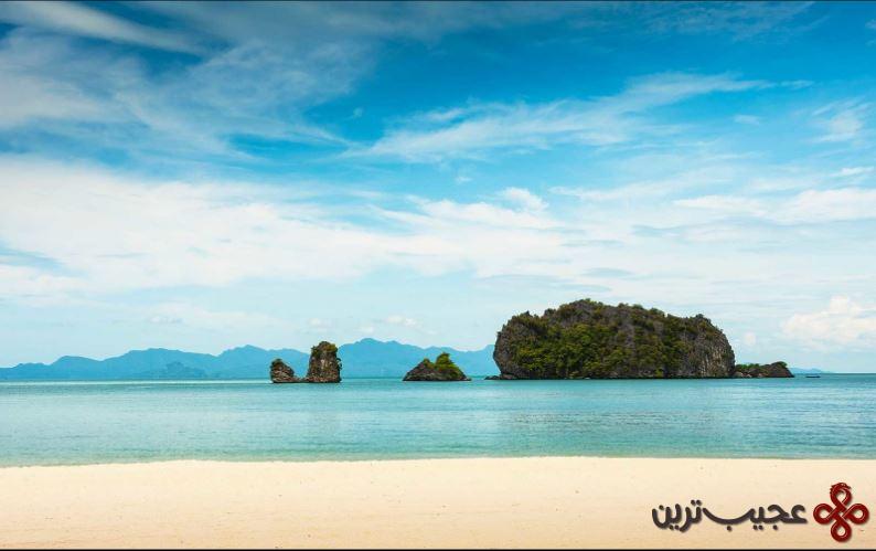 جزیره لنکاوی، مالزی