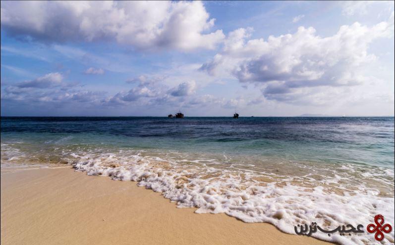 جزیره نیکوی، اندونزی
