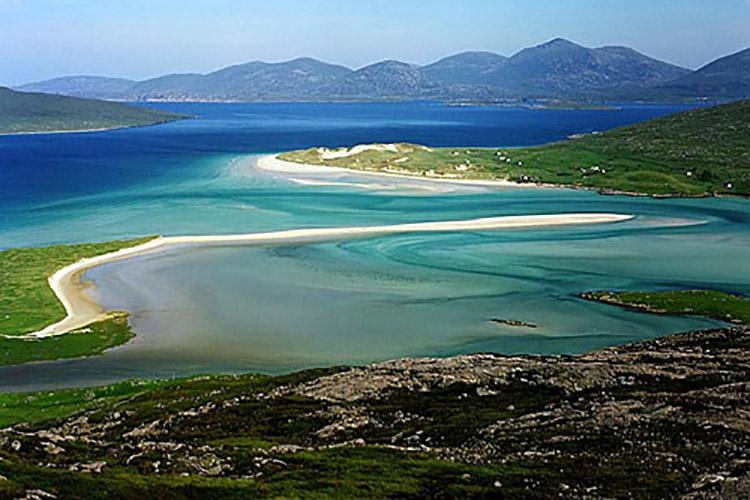 جزیره هریس، اسکاتلند
