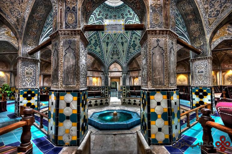 حمام سلطان امیر احمد 1