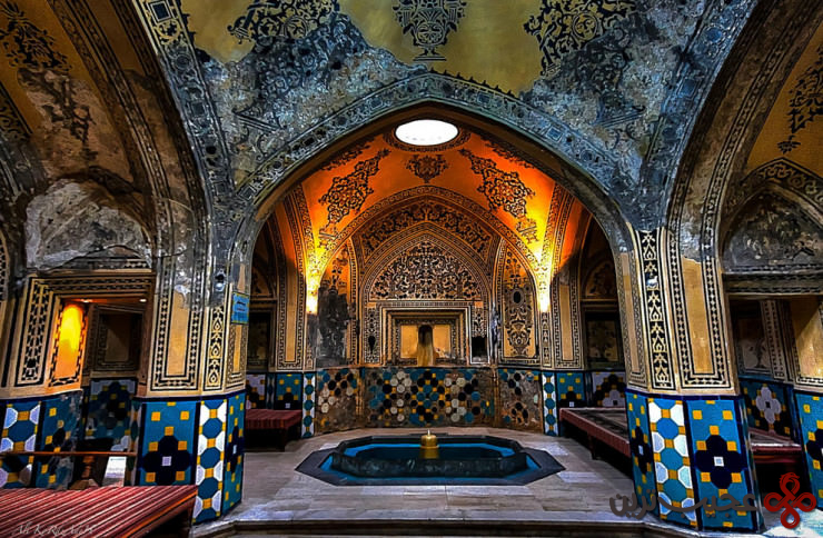 حمام سلطان امیر احمد 2