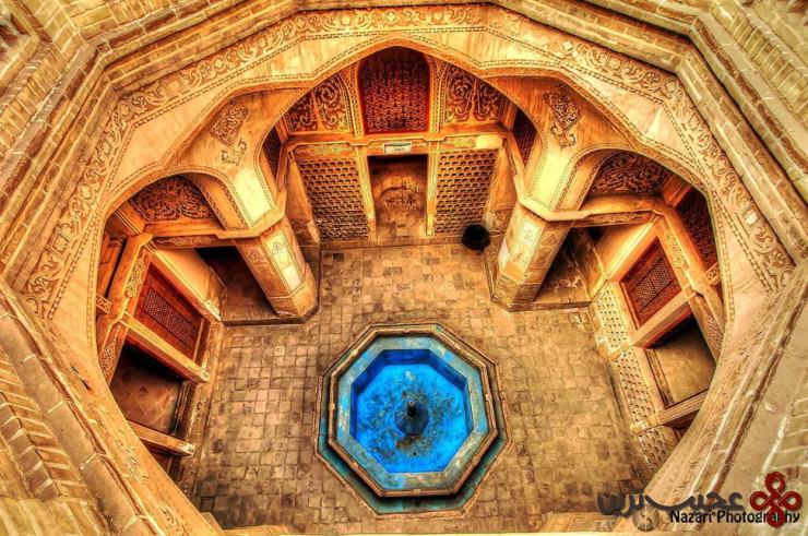 حمام سلطان امیر احمد 4