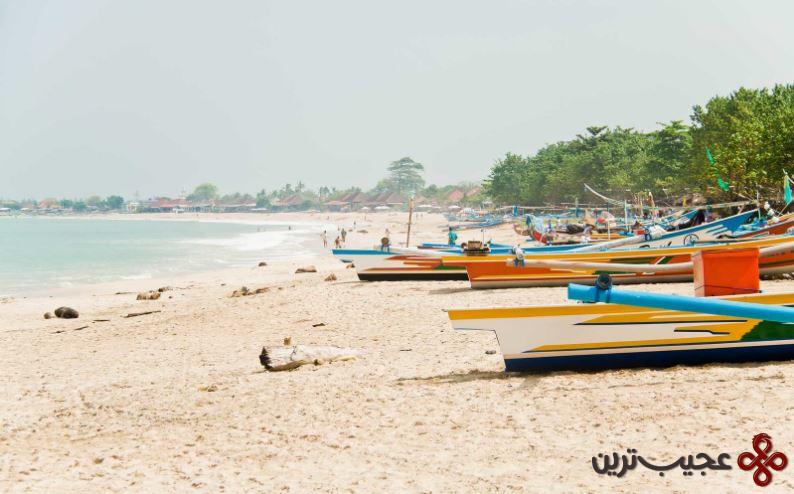 خلیج جیمباران، جزیره بالی، اندونزی