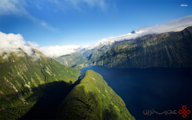 داوت‌فول ساند (doubtful sound)، نیوزیلند