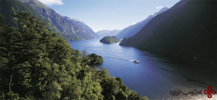 داوت‌فول ساند (doubtful sound)، نیوزیلند2