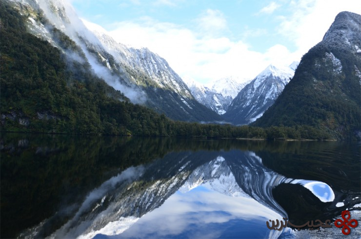 داوت‌فول ساند (doubtful sound)، نیوزیلند3