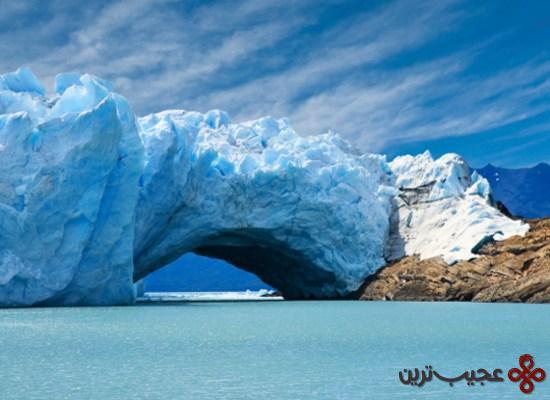 دریاچهٔ آرخنتینو (argentino)، آرژانتین