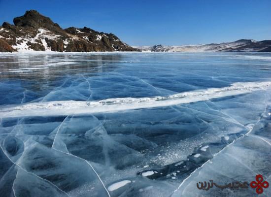 دریاچهٔ بایکال (baikal)، روسیه