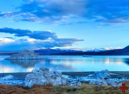 دریاچهٔ مونو (mono)، کالیفرنیا