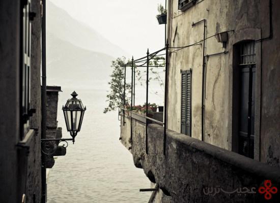 دریاچهٔ کومو (como)، ایتالیا