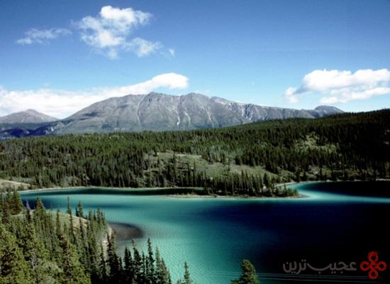 دریاچهٔ emerald، کانادا