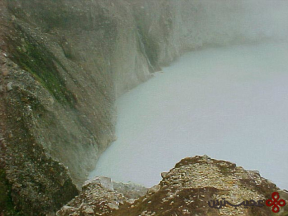 دریاچهی جوشان