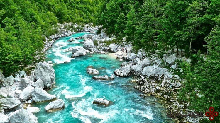 رودخانهی سوکا، اسلوونی۱