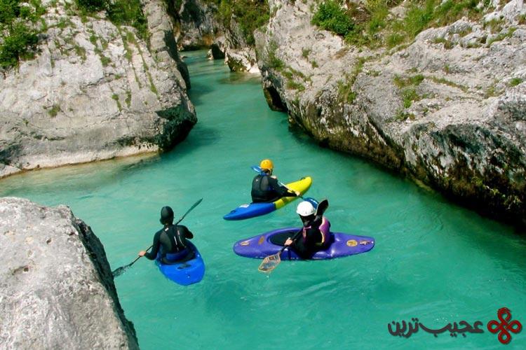 رودخانهی سوکا، اسلوونی۲