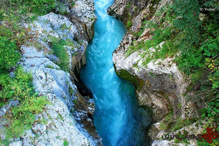 رودخانهی سوکا، اسلوونی