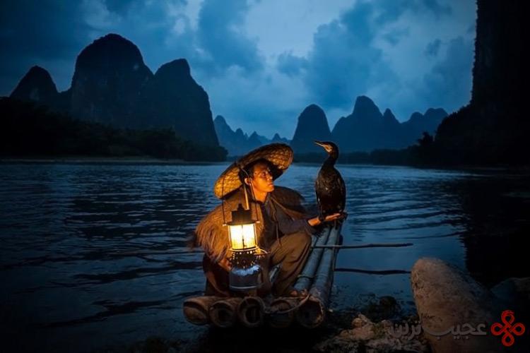 رودخانه لی، گوانگشی، چین۲