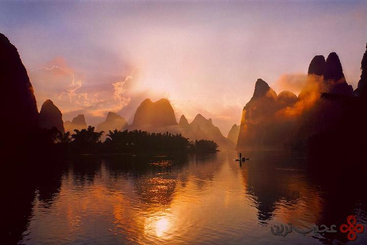 رودخانه لی، گوانگشی، چین۳