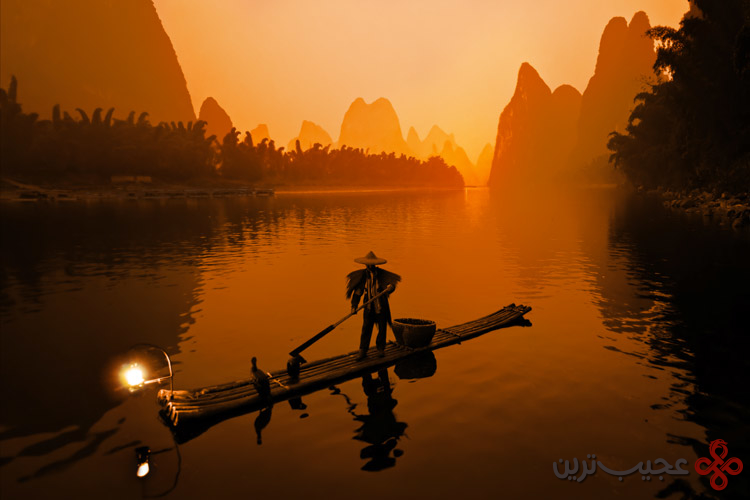 رودخانه لی، گوانگشی، چین۴
