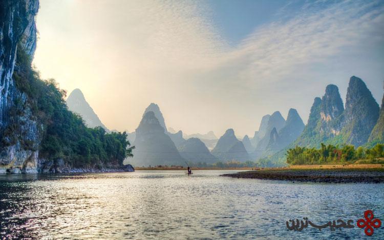 رودخانه لی، گوانگشی، چین۵