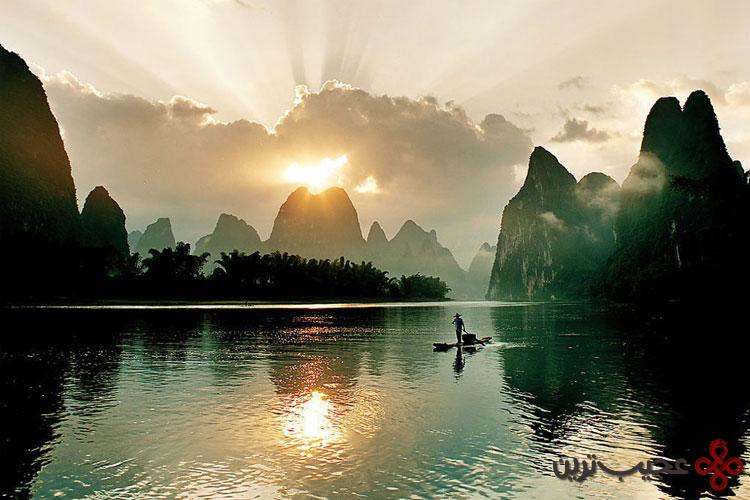 رودخانه لی، گوانگشی، چین۶