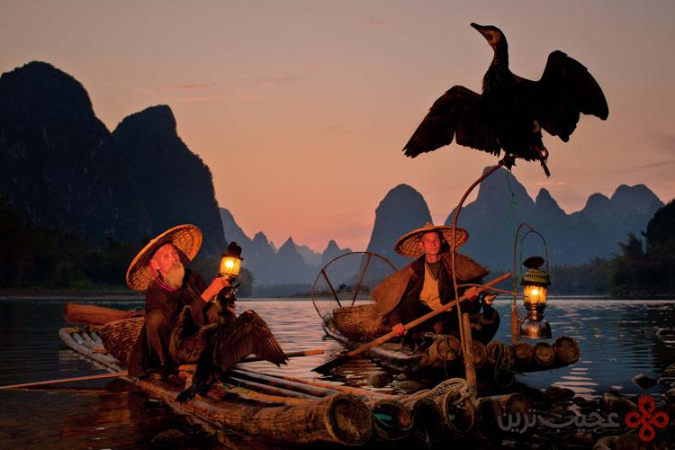 رودخانه لی، گوانگشی، چین۷