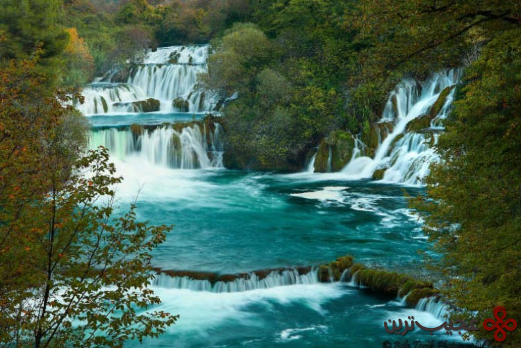 رودخانه کرکا، کرواسی۱