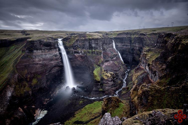 رودخانه fjaðrá، ایسلند۲