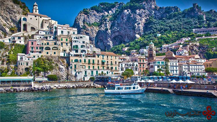 ساحل آمفالی، ایتالیا