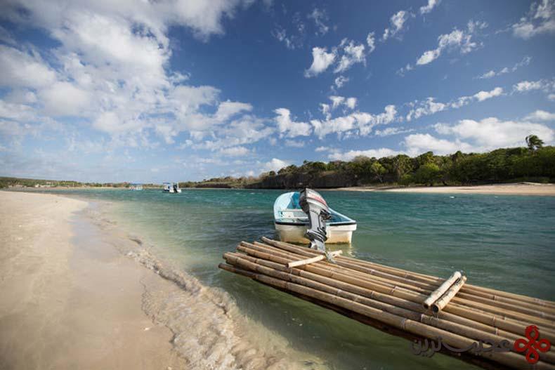 ساحل ناتادولا (natadola beach)