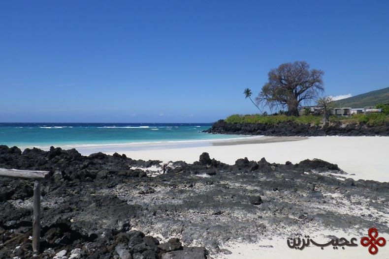 ساحل چامونی (chomoni beach)