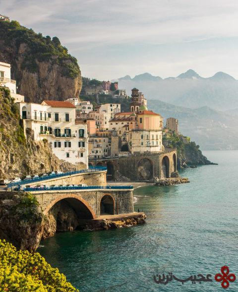 سواحل آمالفی، ایتالیا