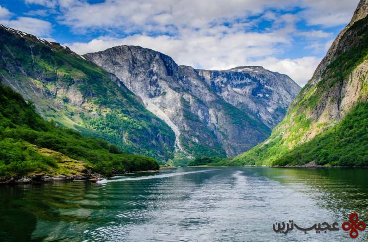 سونیهفیورد (sognefjord)، نروژ2