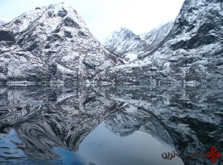 سونیهفیورد (sognefjord)، نروژ4