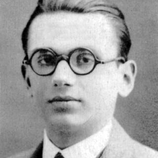 عکس کاور تولد کرت فردریش گودل ریاضیدان، منطق دان و فیلسوف