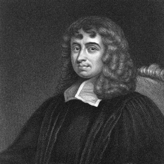 عکس کاور مرگ ایزاک بارو ریاضیدان و خداشناس انگلیسی