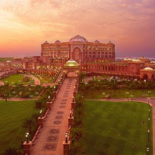 عکس کاور هتل قصر امارات
