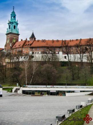 قلعه اشرافی واول (wawel)، لهستان