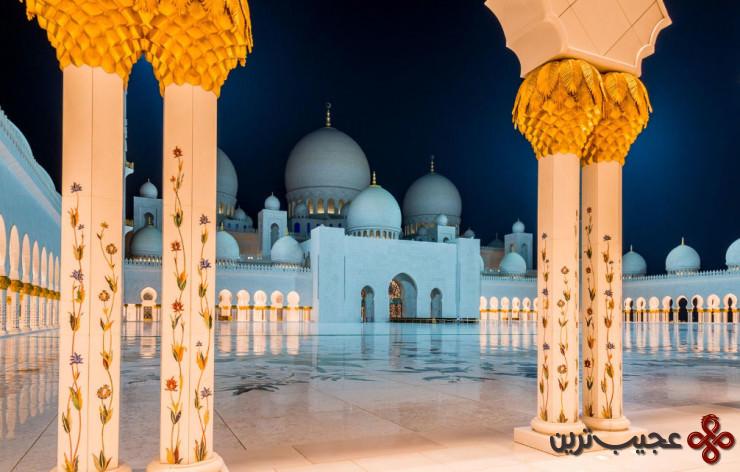 مسجد بزرگ شیخ زاید 2