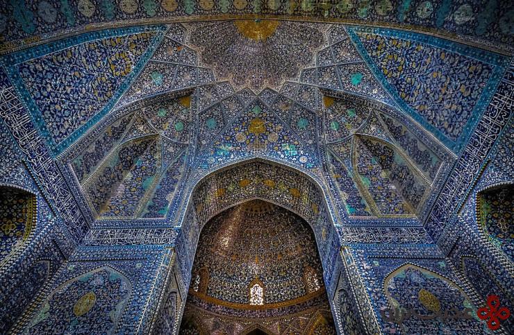 مسجد جامع اصفهان 2