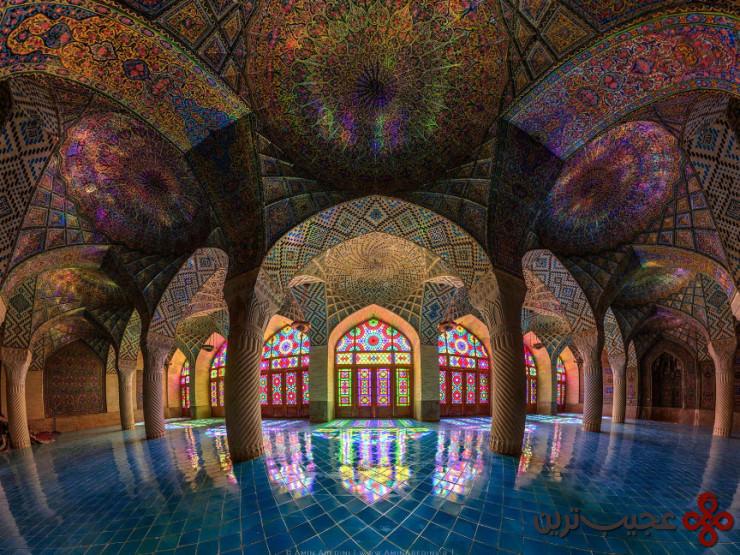 مسجد نصیرالملک 1