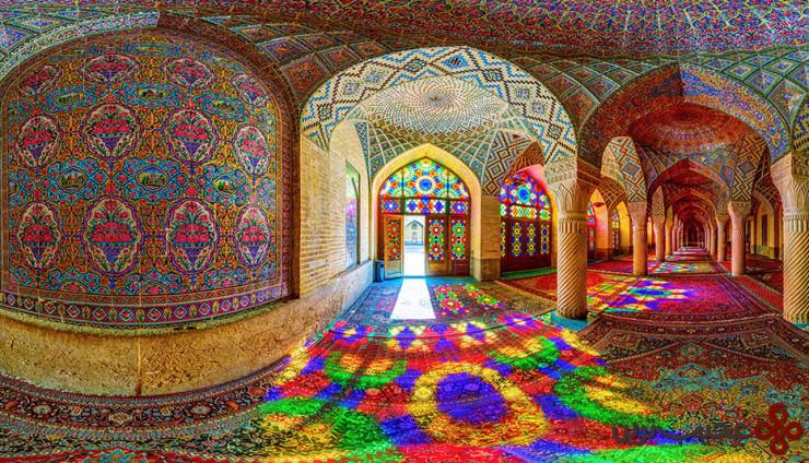 مسجد نصیرالملک 2